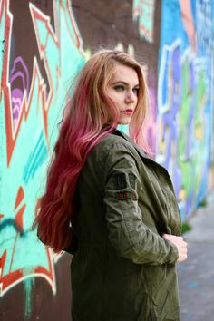 #pinkombre #pinkhair #blondhair #longhair #ruzovevlasy #dlhevlasy #kozmetika #lorealsprej