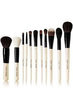 THE WINNING BEAUTY PRODUCTS EVERYONE WANTS.  Bobbi Brown Bobbi Edit Brush Set $463