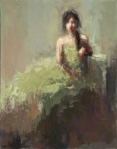 """Lisa Noonis, """"Sage"""" Oil Painting Abstract, Figure Painting, Painting & Drawing, Expressive Art, Painting People, Print Artist, Face Art, Figurative Art, Cool Artwork"""
