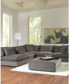 Dana Living Room Furniture Sets & Pieces - Sectionals - furniture - Macy's