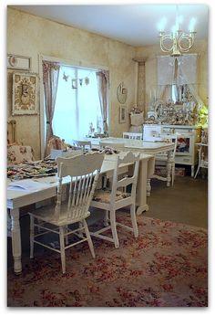 Karla Nathan's studio