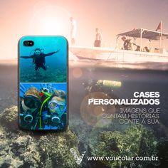 Personalize seu case com suas imagens preferidas ;) www.voucolar.com.br
