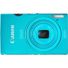 CANON IXUS 125 HS(Blue) (16.1 MP HS CMOS, 5X Optical Zoom, 7.5cms LCD Screen Full HD. ) https://www.magickart.com/
