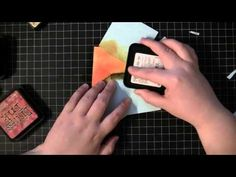Penny Black and Jill Foster, PB Masking to Create a Scene - YouTube