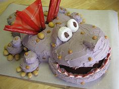 Try It Tuesday: The Gronkle Cake