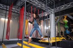 D.C. is home to a handful of indoor playgrounds, created for the sole purpose of letting kids run, jump, climb, and basically go wild—all within the confines of four (often soft) walls.