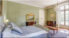 gyönyörű provence hálószoba - Luxuslakások, házak Sweet Home, Bed, Provence, Furniture, Home Decor, Farm Cottage, Cottage Chic, Decoration Home, House Beautiful