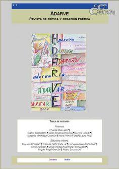 ADARVE II: revista de crítica y creación poética