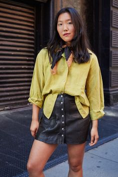 """25 new york women talk beauty 