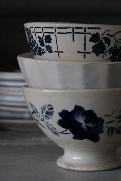 bleu blanc bleuの画像:sous les ombrages