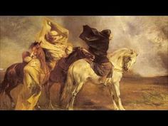 Reproduction Painting Eugene Fromentin Le Simoon, Hand-Painted Reproductions Art Oil On Canvas Matisse, Jean Leon, European Paintings, Oil Painting Reproductions, Rembrandt, North Africa, American Artists, Cool Artwork, Horse Artwork