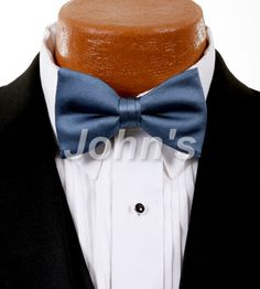 Serene Simply Solid Bow Tie