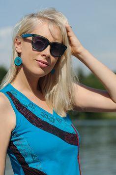 Elischebas Look of the Day Shooting am Strand mit Elena von PhotoPhantastic