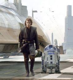 Anakin Skywalker - star-wars-revenge-of-the-sith Photo