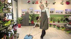Подметальная машина FIMAP Broom лучший помощник в магазине