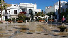 Plaza del Ayuntamiento  #SaboraHuelva @aunahorade  @grupoadarsa @Huelvagastro17 @Cruzcampo @AytoMoguer @RedGuadalinfo @huelvaturismo @AytoHuelva @DipuHU