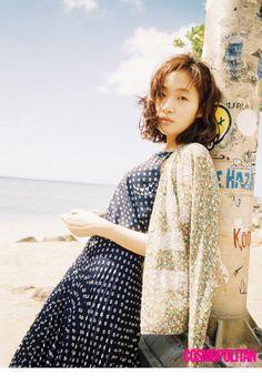 Kim Go Eun - Cosmopolitan Magazine April Issue '16 - Korean Magazine Lovers