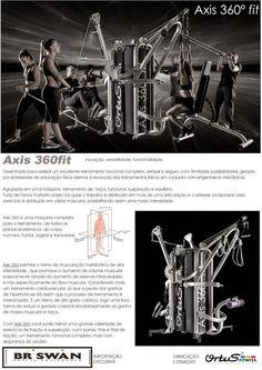 Distribuidor de Ortus Fitness en Brasil.