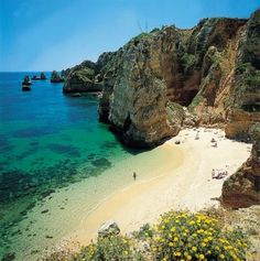 Don't hesitate to visit southern Portugal  (the Algarve), the most beautiful place I have ever lived