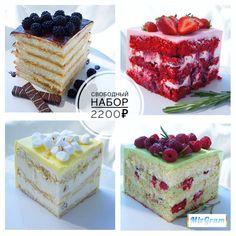 Продан !!!! У меня есть свободный набор ассорти тортов - Молочная девочка с карамелью , Красный бархат с вишней , Бейлиз-пекан, Ванильно-Фисташковый с малиной . Либо 2 свободные четвертинки -Красный бархат и Бейлиз -пекан (стоимость половины набора 1100₽) . Все вопросы по номеру на главной в профиле ☝#разрез_macarons Inside Cake, Cake Decorating Piping, Candy Drinks, Mini Tortillas, Forest Cake, Cupcakes, Wilton Cakes, Cafe Food, Wedding Desserts