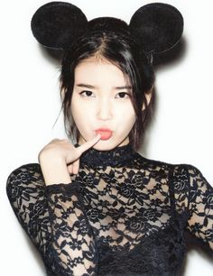Find images and videos about kpop, iu and lee ji eun on We Heart It - the app to get lost in what you love. Girl Fashion Style, Iu Fashion, Korean Fashion, Fashion Outfits, Korean Girl, Asian Girl, Iu Twitter, Models Makeup, Portraits