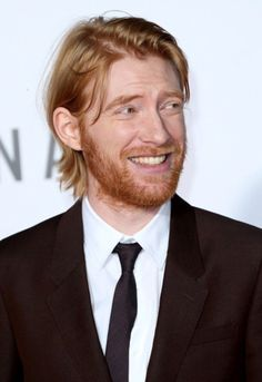 Domhnall Gleeson at The Revenant premiere