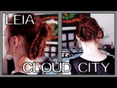 Star Wars Hair - Leia in Cloud City - YouTube