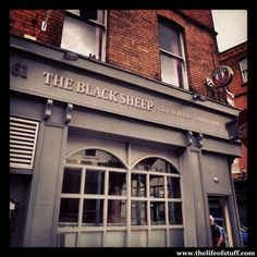 The Black Sheep, Dublin: craft brews and great food!
