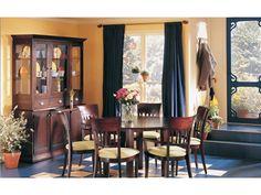 Hooker Furniture Dining Room Ludlow Fretback Side Chair