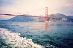 Golden Gate Bridge, San Fancisco, California.