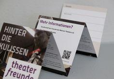 Wehr & Weissweiler // Erfolgsfaktor Design. : Theaterfreunde Mainz: Leporello