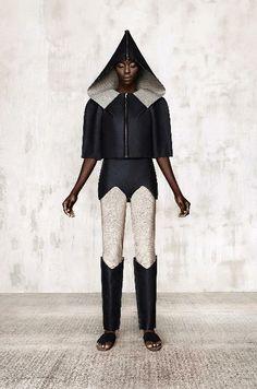 Irina Dzhus MUUSE - Vogue Talents 2014 - Young Vision Award