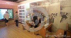 Image result for museum exhibit segregated schools