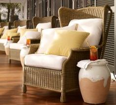 Outdoor Furniture, Patio Furniture & Outdoor Decor | Pottery Barn