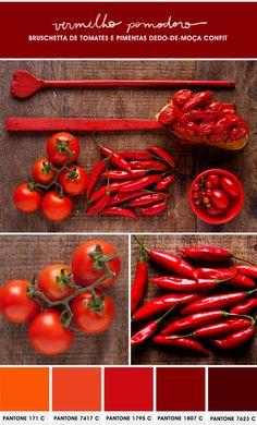 Vermelho pomodoro.