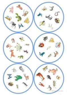 English Games, Spanish English, Double Game, Mind Games, Christmas Games, Bingo, Board Games, Kindergarten, Preschool