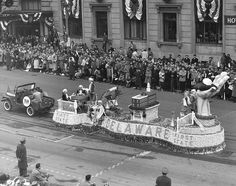 Delaware Float in National Inaugural Parade in Washington, D.C.   Flickr - Photo Sharing!