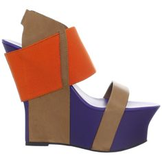 United Nude Women's Geisha Wedge Sandal - designer shoes, handbags, jewelry, watches, and fashion accessories | endless.com