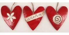 Ceramic hearts from Elements #forher @westfieldnz #westfieldglenfield