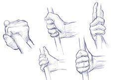 http://noted451.deviantart.com/art/Hands-sketches-382882474