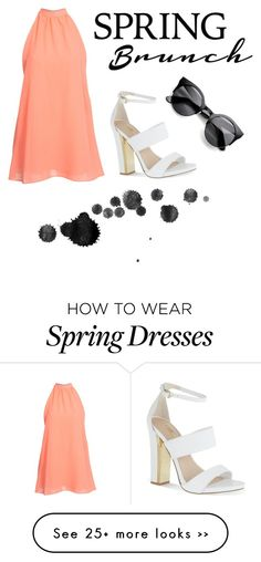 """Spring Brunch"" by carlymurphy on Polyvore featuring Carvela"
