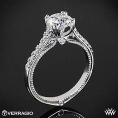 Verragio ENG-0414R Dual Claw Diamond Engagement Ring   2886