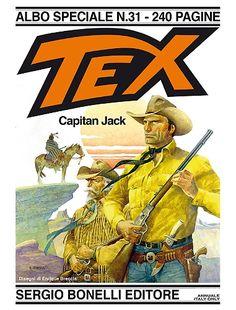 """Capitan Jack - Faraci/Breccia- """"sono stato sconfitto dal mio popolo"""" una storia vera bellissima intrecciato a un Tex tagliato con l'accetta. G (!!!!)"""