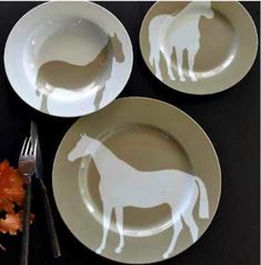 @Erin Murphy we can definitely bring the equine decor to a whole new creepy level!!