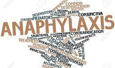 Anaflaksi, hayatı ciddi şekilde tehdit eden, ani olarak ortaya çıkan, birçok sistemin tutulması ile karakterize, şiddetli, sistemik hipersensitivite