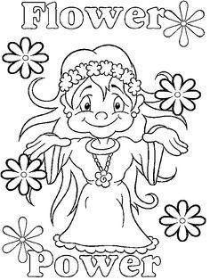 Amazon Hippie Animales Coloring Book Colorante Es Diversin 9781497202085 Thaneeya