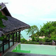 Un hôtel au coeur de la nature luxuriante #sixsenses