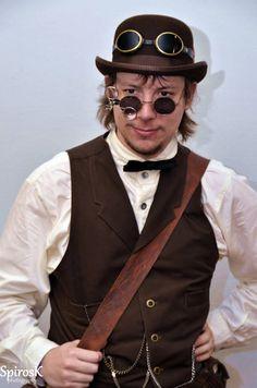 Fashion   Steampunk Costume