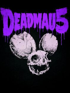 Deadmau5 skull
