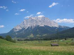 Zugspitze ? Challenge accepted!